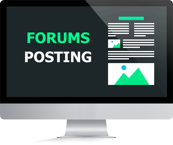 Forum Posting Service. Buy Forum Backlinks for SEO at Cheapest Price